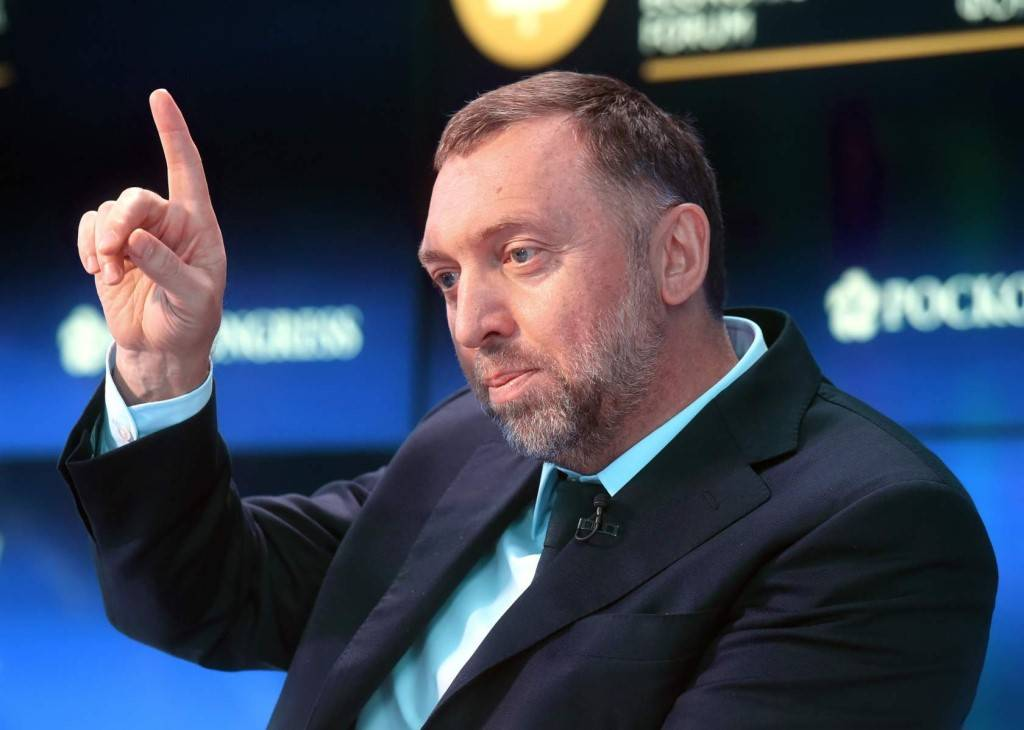 Олег дерипаска — биография