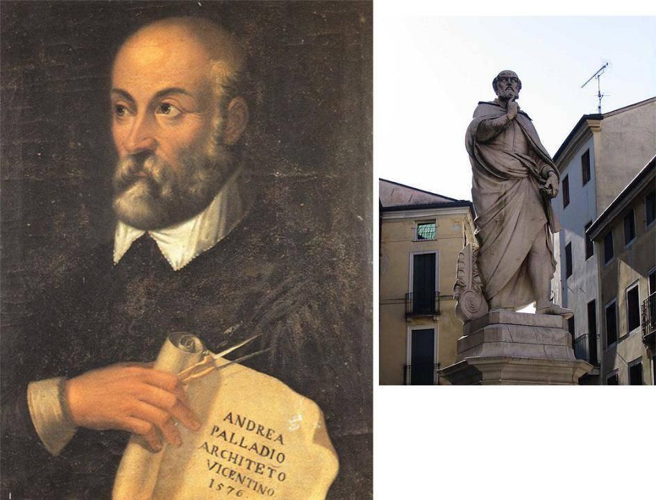 Андреа палладио: биография, творчество и место в истории архитектуры