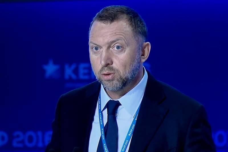Олег дерипаска - биография