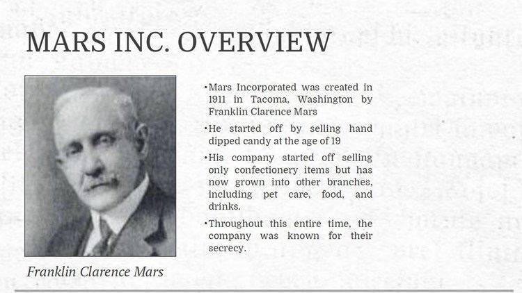 Марс, франклин кларенс