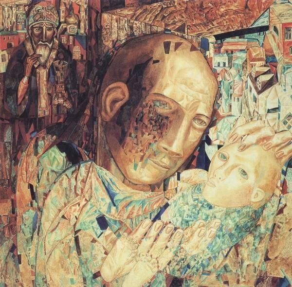 Павел филонов картины художника, биография