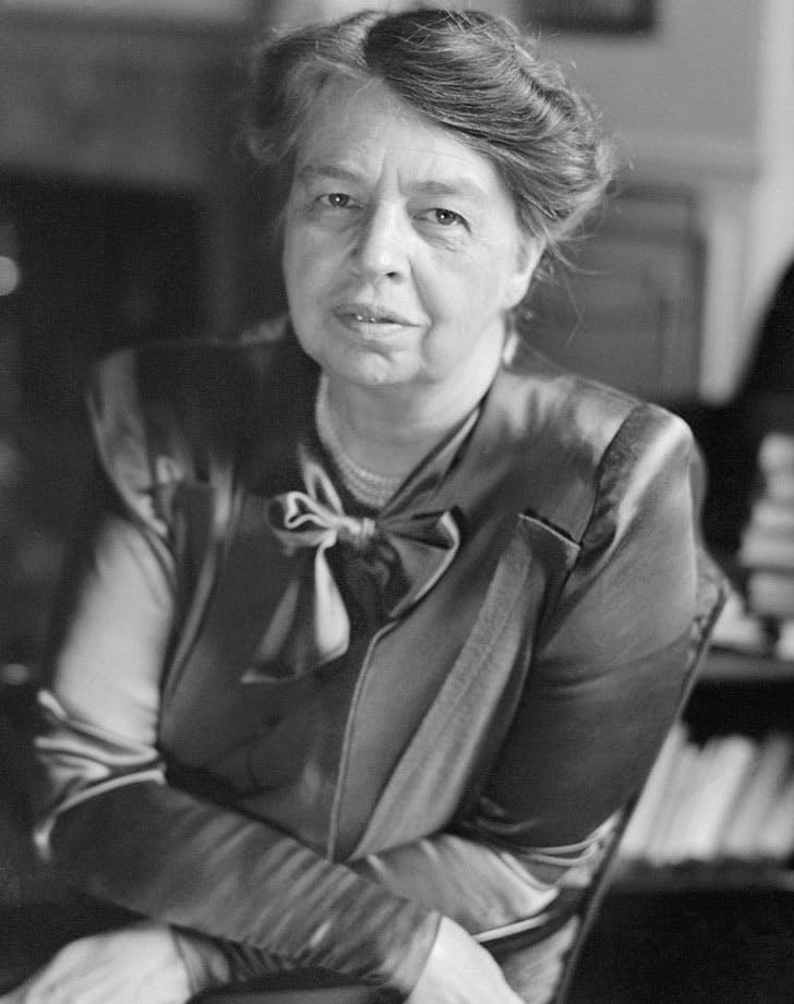 Элеонора рузвельт — женщина, которой восхищались