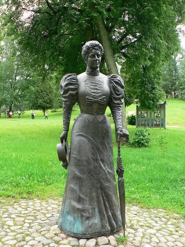 Тенишева, мария клавдиевна