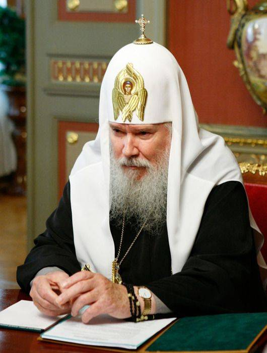 Патриарх алексий ii: «задача пастыря — увидеть лучшее в человеке» — по ком звонит колокол