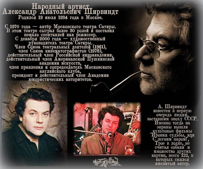 Александр ширвиндт: биография, личная жизнь, семья, жена, дети — фото