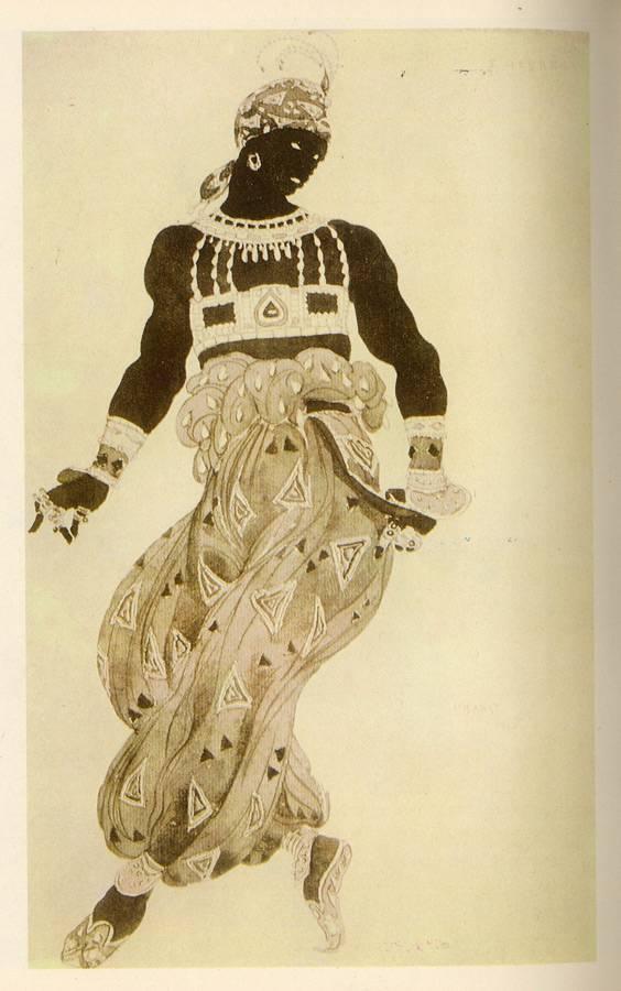 Бакст лев самойлович - галерея произведений (167 изображений). - cultobzor.ru