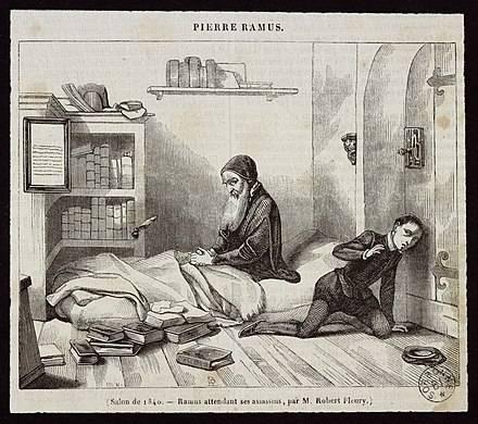 Пётр рамус википедия