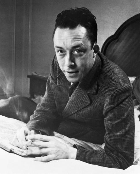 Альбер камю - автор, журналист, драматург - биография