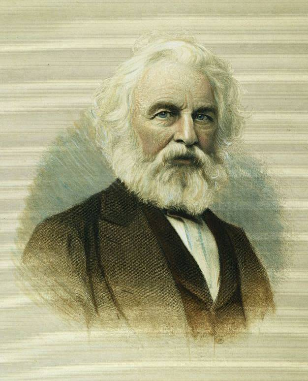 Генри лонгфелло (1807-1882). 100 великих поэтов