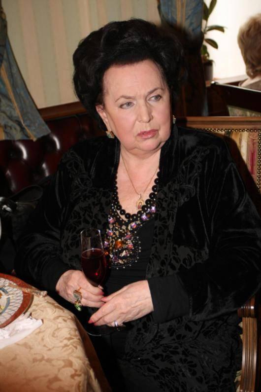 Галина вишневская биография, фото, ее семья и дети, слушать песни онлайн