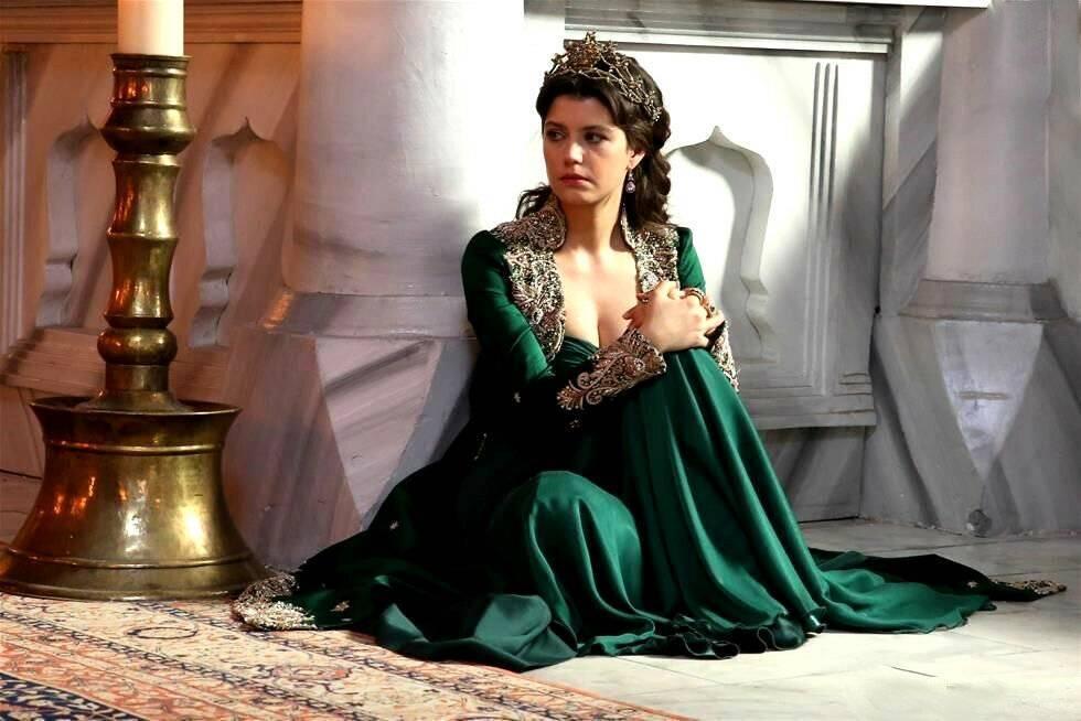 Великолепный век кёсем султан: рейтинги в мире и в турции