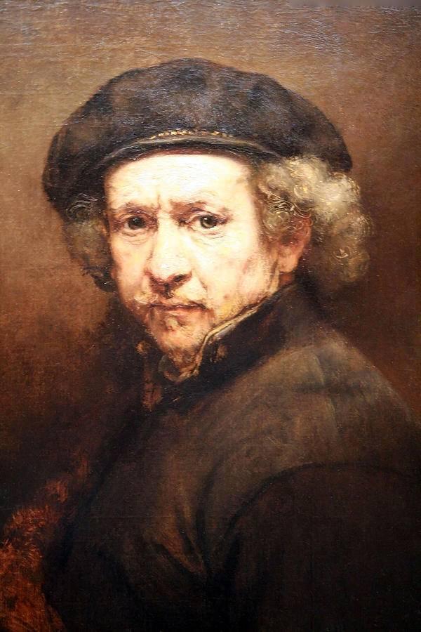 Рембрандт ван рейн — краткая биография художника   краткие биографии