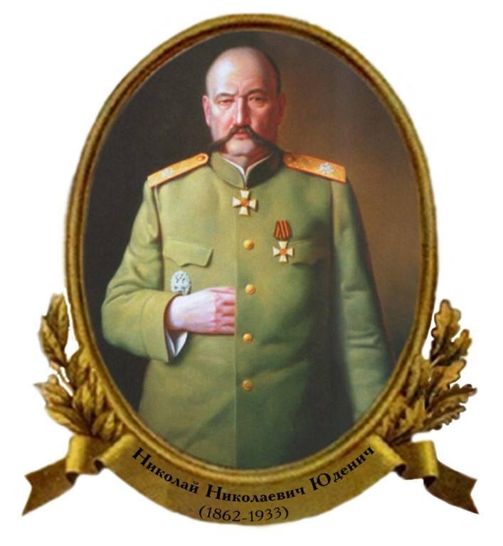 Биография юденича николая николаевича кратко. деятельность юденича, фото