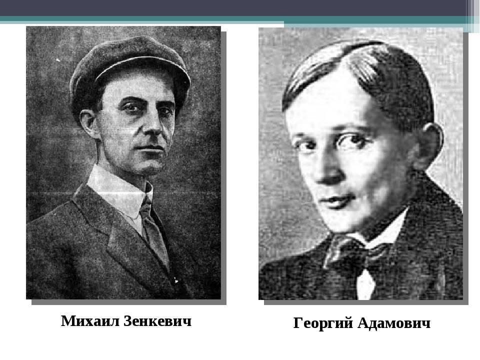 Зенкевич михаил александрович