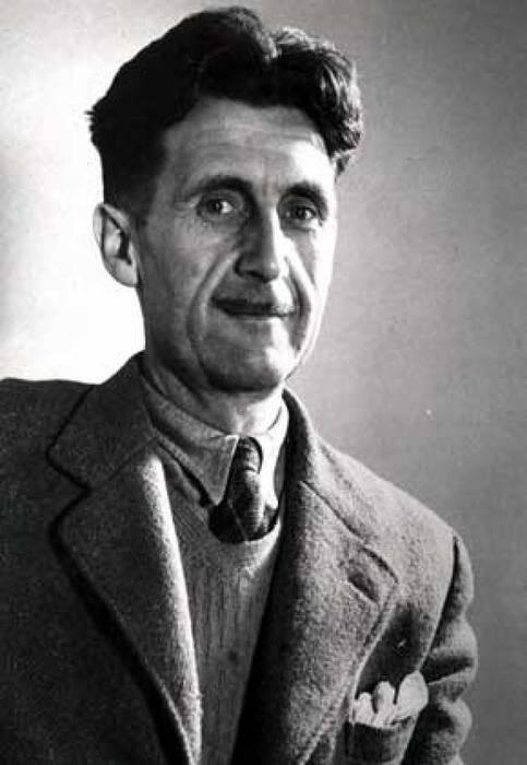 Джордж  оруэлл -  биография, список книг, отзывы читателей - readly.ru