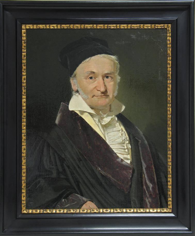 Исторический очерк о великом математике карле фридрихе гауссе