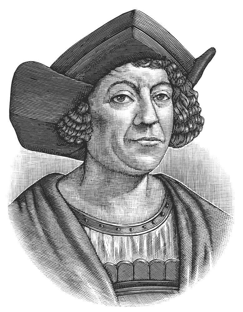 Христофор колумб — циклопедия
