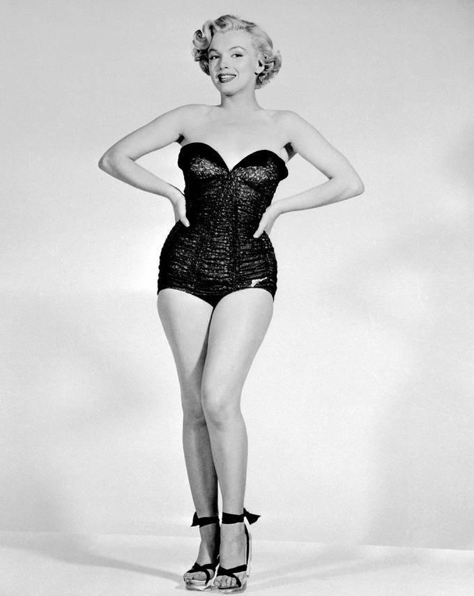 Рост и вес мэрилин монро, параметры фигуры, размер ноги, биография + фото