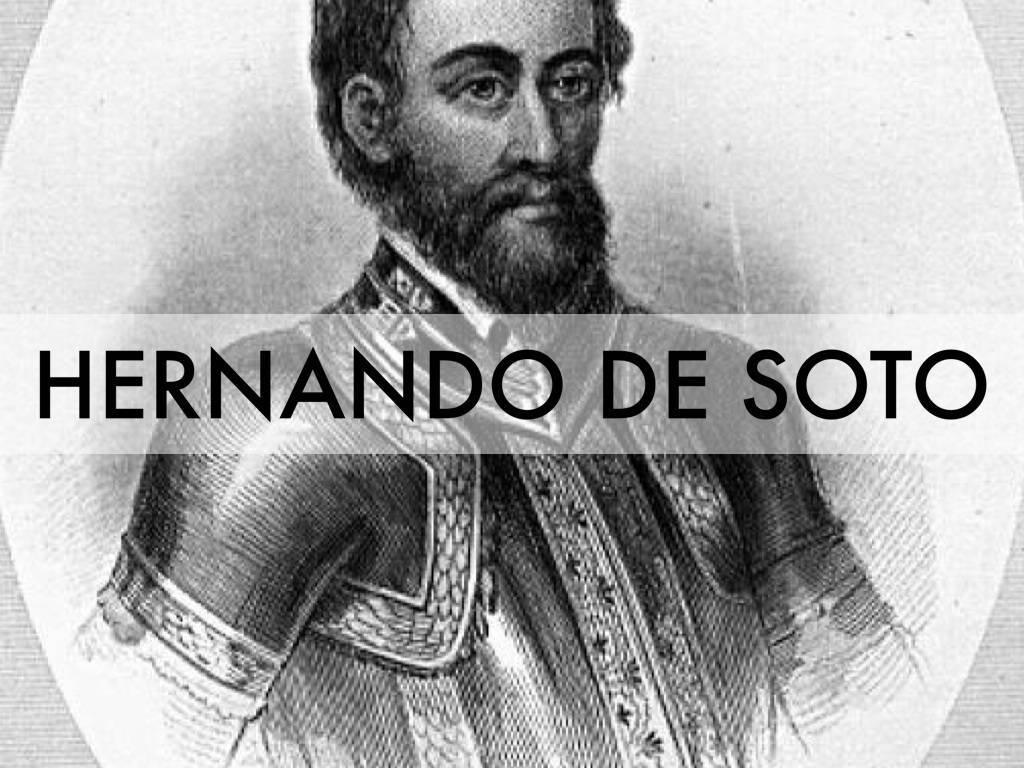 Сото, эрнандо де (конкистадор) — википедия. что такое сото, эрнандо де (конкистадор)