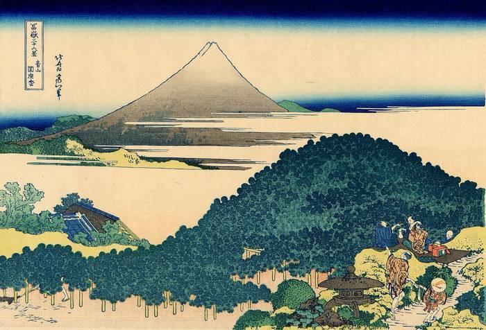 Кацусика хокусай и его утерянная в веках дочь: небольшой экскурс в историю японской живописи: туристический портал valiza