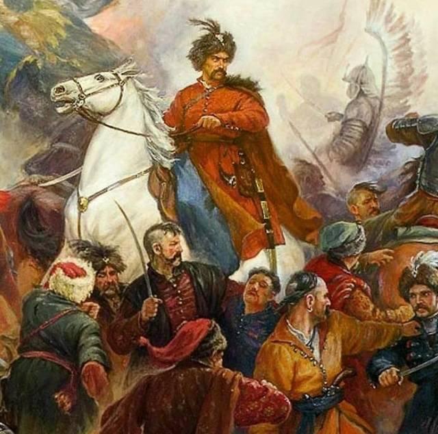 Богдан михайлович хмельницкий