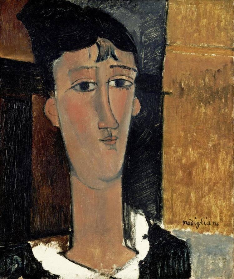 Художник модильяни. биография и картины амедео модильяни итальянского художника импрессиониста