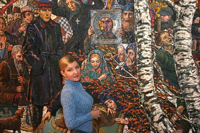Сегодня юбилей у ильи глазунова - ленинградского художника, которого любит порошенко. биография и самые известные картины