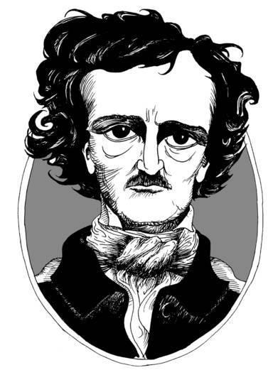 Эдгар аллан по биография и творчество