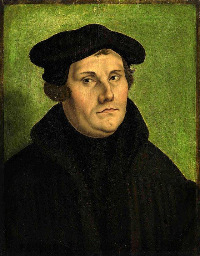 Мартин лютер - биография, реформы, фото