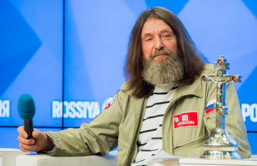 Биография федора конюхова. русский путешественник и художник