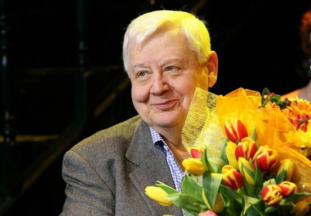 Олег табаков - биография, информация, личная жизнь