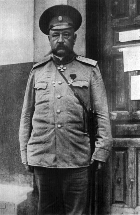 Юденич николай николаевич. белый фронт генерала юденича. биографии чинов северо-западной армии