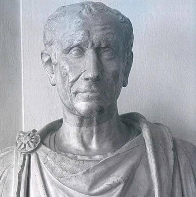 Гай юлий цезарь — биография императора | исторический документ