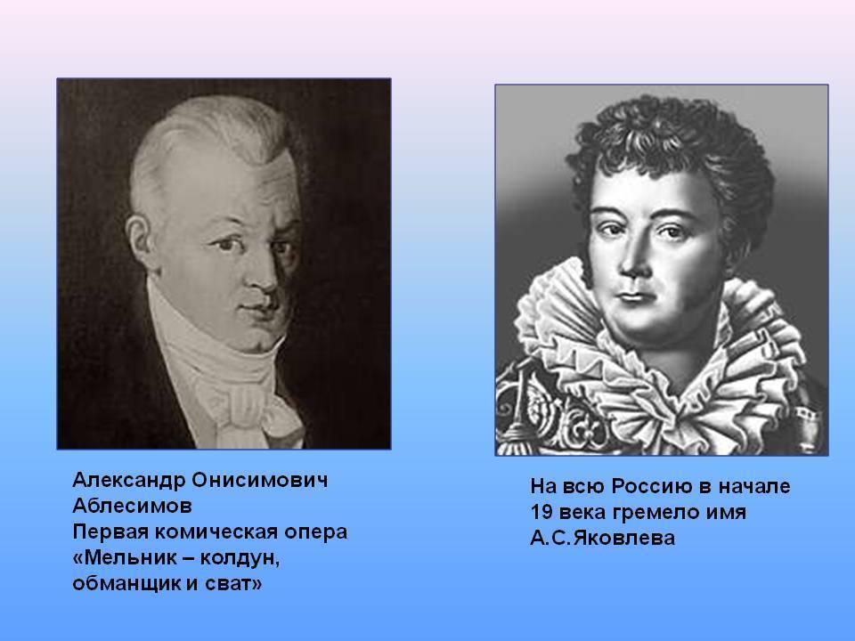 Александр онисимович аблесимов — биография. факты. личная жизнь