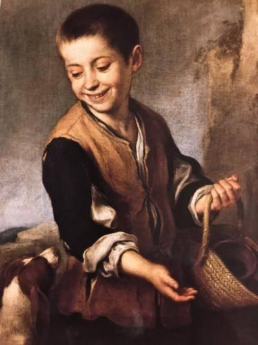 Бартоломе эстебан мурильо (живописец)