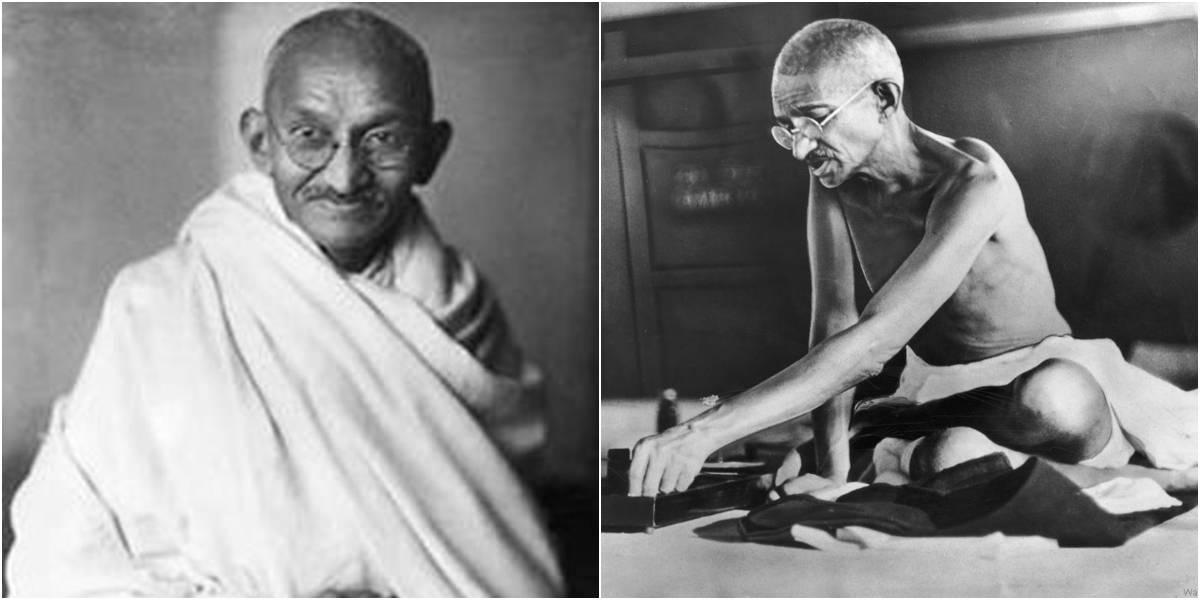 Махатма ганди - жизнь, цитаты и соляной марш - биография