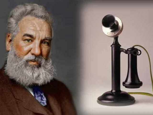 Как александр белл телефон изобретал