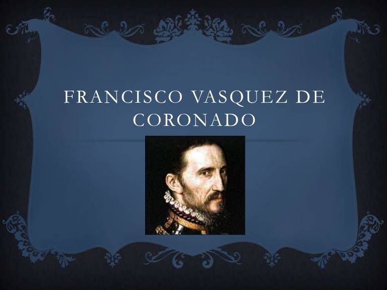 Коронадо, франсиско васкес де - вики