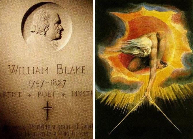 Блейк, уильям, религиозные взгляды, блейк и философия просвещения, творческое мышление, видения, общее культурное влияние, русские переводы блейка, библиография