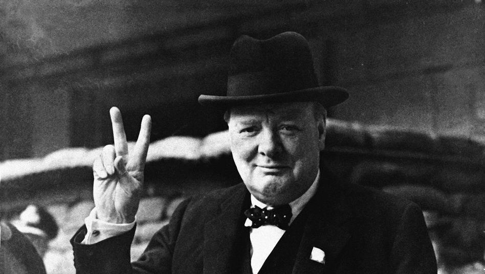 Черчилль уинстон леонард спенсер