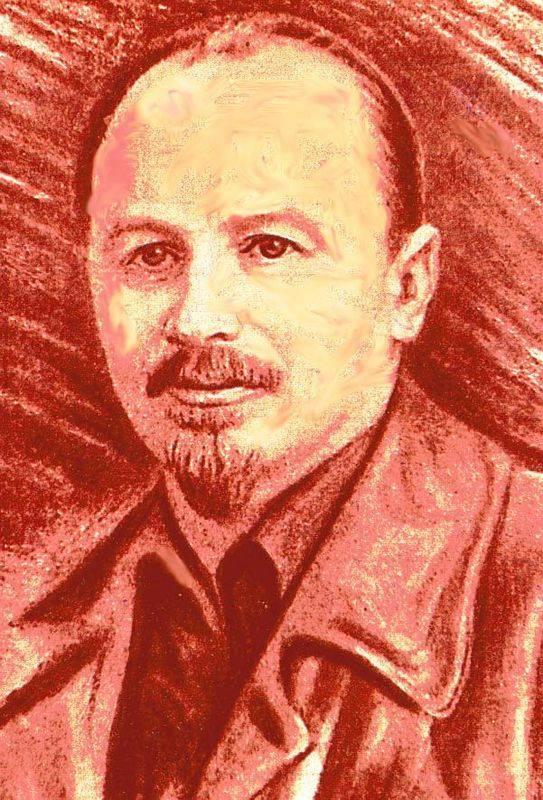 Бухарин, николай иванович