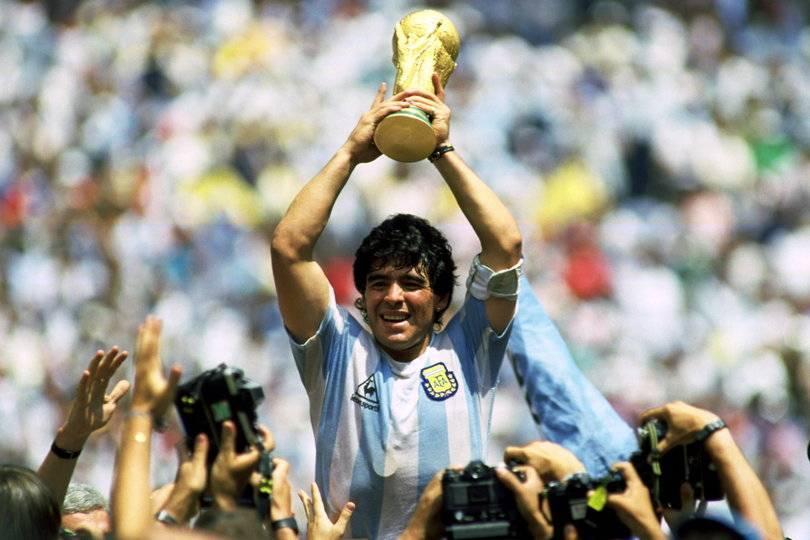 Умер диего марадона - биография, видео голов и взгляды аргентинского футболиста