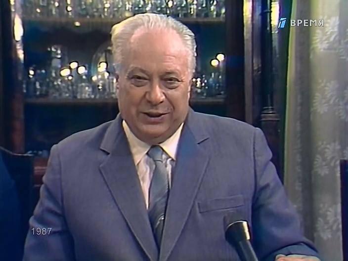 Николай озеров - комментатор, которого любила страна
