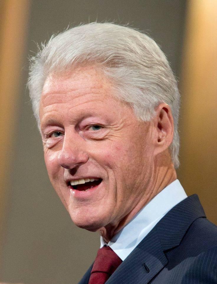 Клинтон уильям (билл) джефферсон