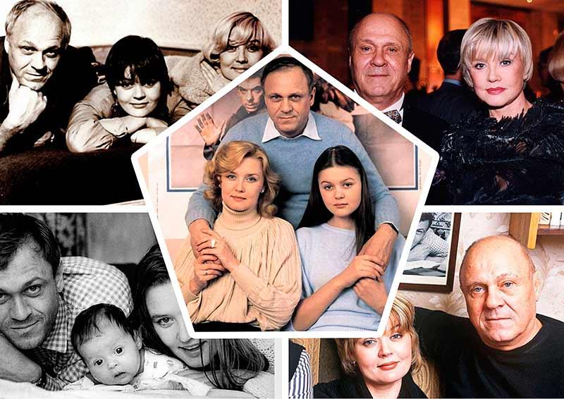 Биография юлии меньшовой: личная жизнь, муж, дети фото