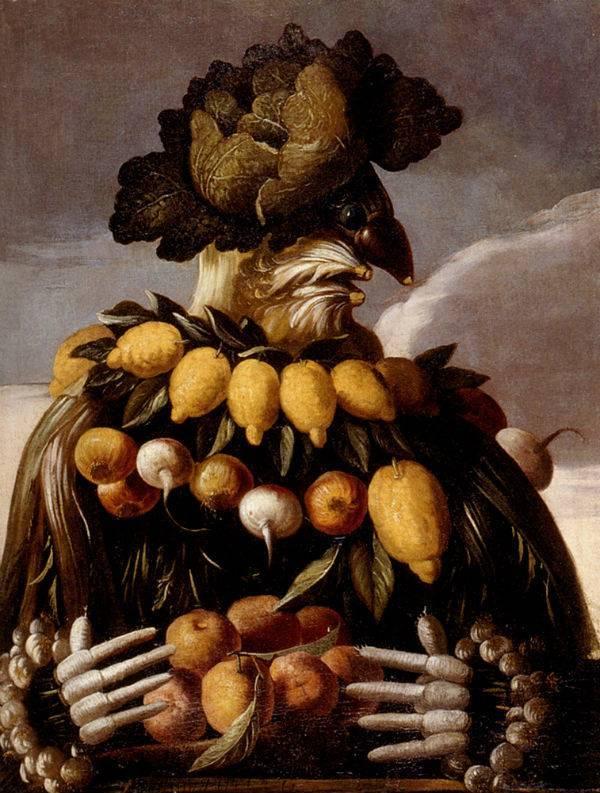 Джузеппе арчимбольдо: жизнь и творчество художника