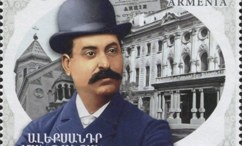 Манташев, александр иванович википедия