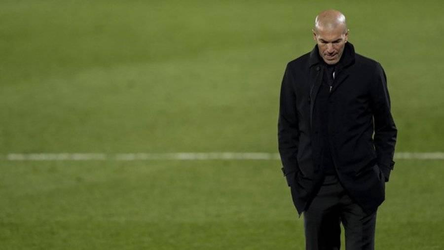 Футбольный король европы – зинедин зидан