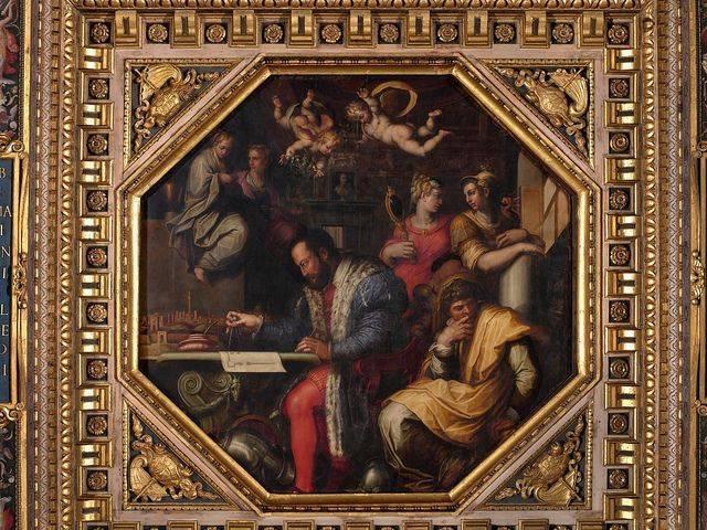 Жизнь сандро боттичелли, живописца флорентийского. «12 жизнеописаний»   джорджо вазари