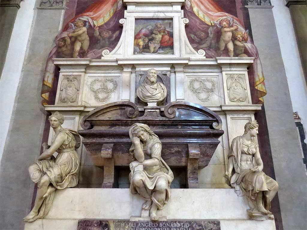 Микеланджело буонарроти - биография